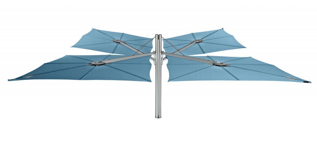 Parasol pour villa maison design architecte Spectra Duo et Multi UMBROSA