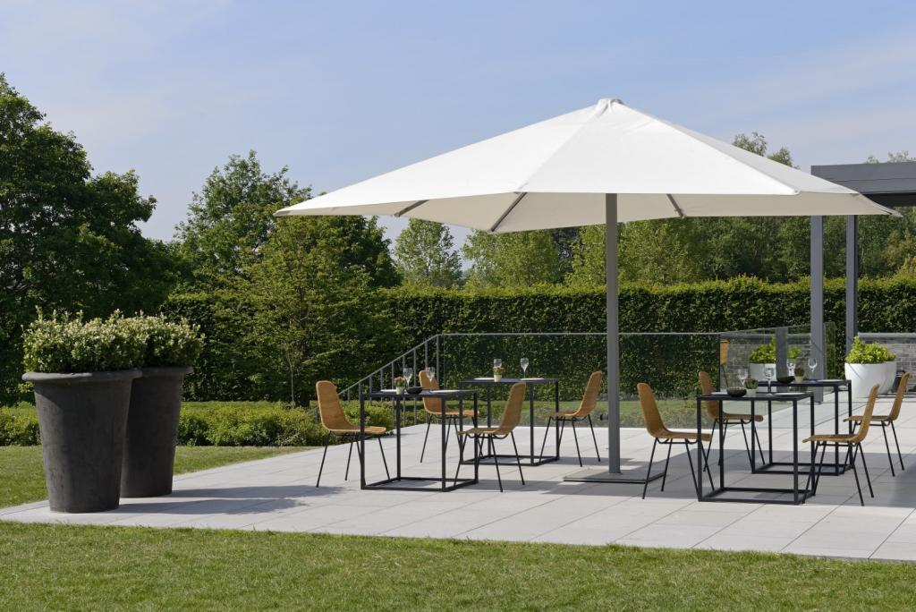 fabricant parasol professionnel 4x4m design