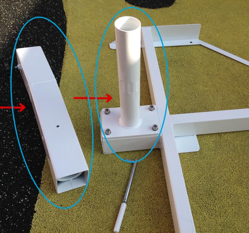 Explication tube rond et tube carré
