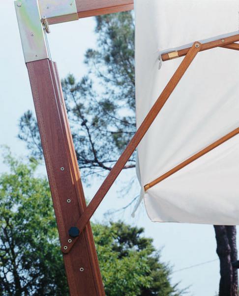 Ombrellone parasole di qualità Palladio Braccio SCOLARO
