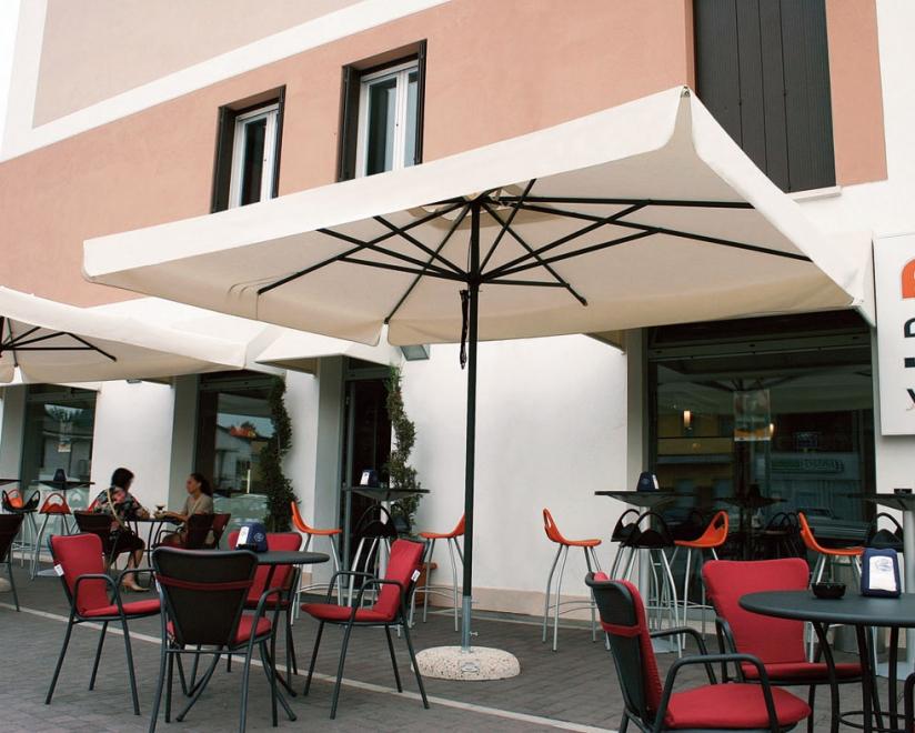 Parasol pour café chr hôtellerie Napoli SCOLARO
