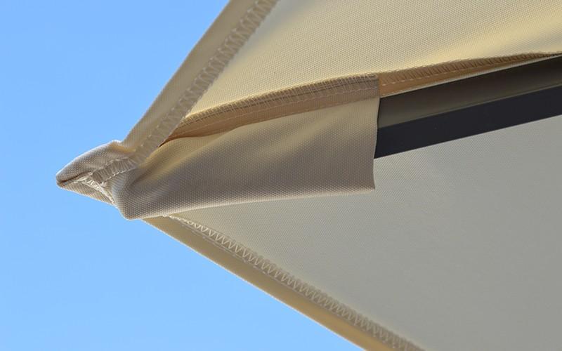 Petit parasol déporté Cielo Pro SOLERO